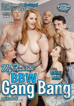 My Favorite BBW Gang Bang #6