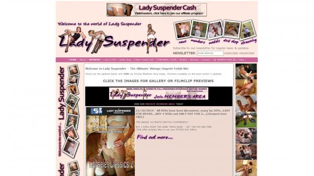 LadySuspender - SiteRip