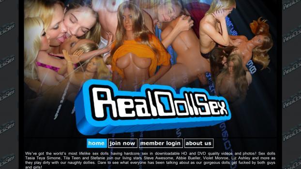 RealDollSex - SiteRip