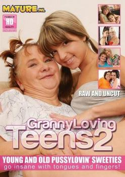 Granny Loving Teens #2