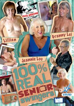 100 Percent Real Senior Swingers