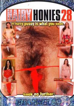 Hairy Honies #28