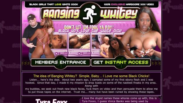 BangingWhitey - SiteRip