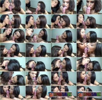Clips4Sale.com – Cindy Hope, Madlin Moon – Two Teasing Tongues 14 [FullHD 1080p]