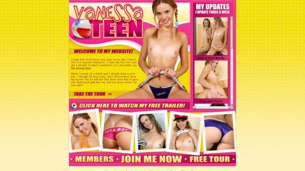 VanessaTeen.com - SiteRip