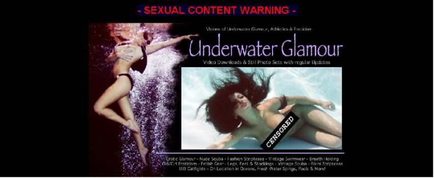 UnderWaterGlamour - SiteRip