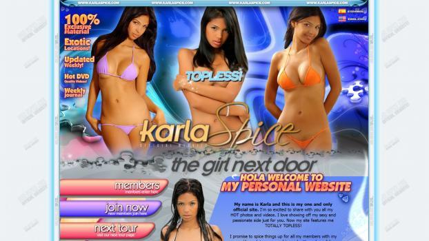KarlaSpice - SiteRip