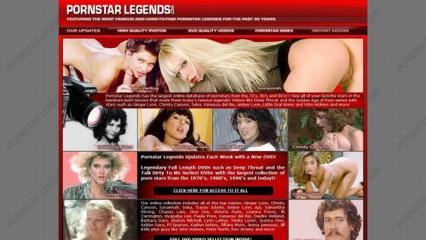PornStarLegends - SiteRip