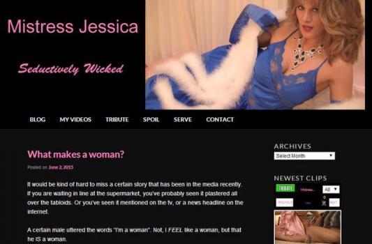 Mistress Jessica (C4S) - SiteRip
