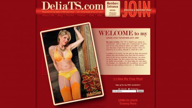 DeliaTS - SiteRip