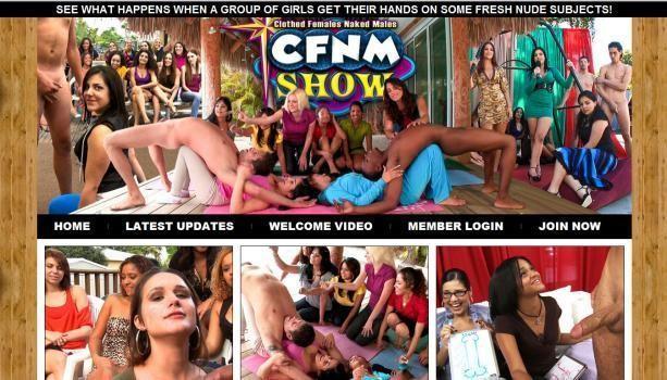 CFNMShow - SiteRip