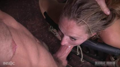 Mona Wales – BaRS Part 2: Chair bound and brutally double fucked, Squirting screaming deepthroat!