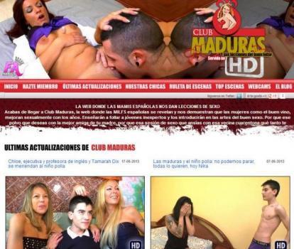 ClubMaduras - SiteRip