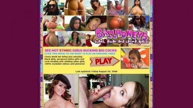 BallHoneys SiteRip
