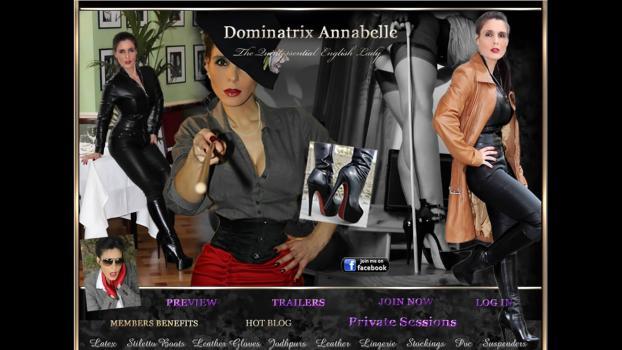 DominatrixAnnabelle - SiteRip