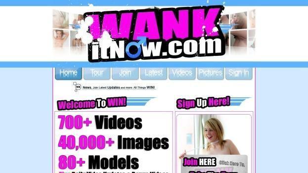 WankItNow - SiteRip