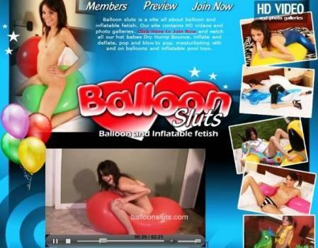 BalloonSluts - SiteRip