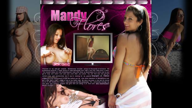 MandyFlores - SiteRip