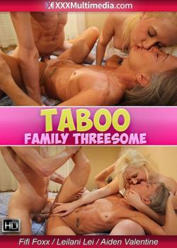 Taboo Family Threesome