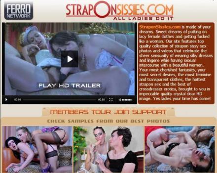 StraponSissies - SiteRip