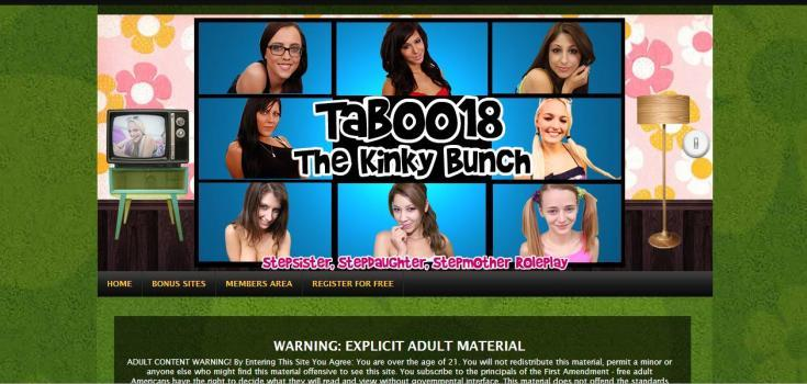 Taboo18 - SiteRip