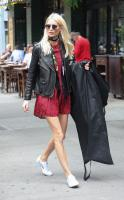 Poppy Delevingne O&A in New York,Jun 1